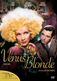 Venus blonde - dvd