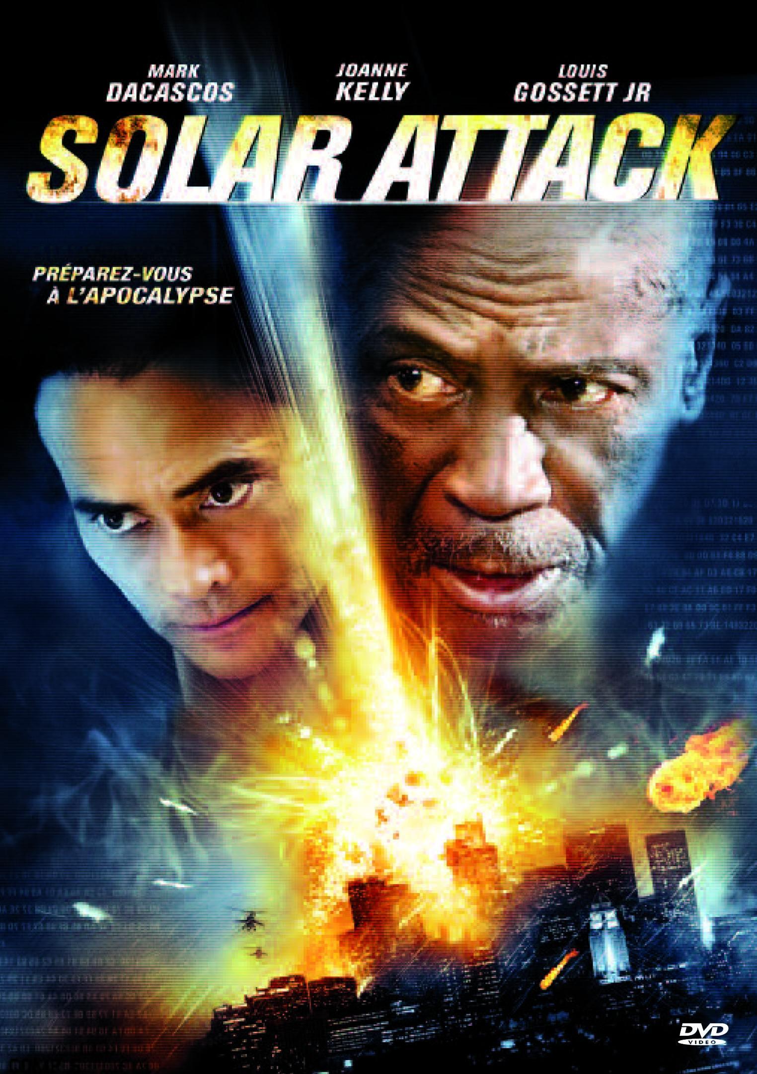 Solar attack - dvd