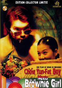Chow yun-fat boy meets - dvd  brownie girl