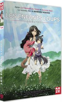 Enfants loups (les) - ame et yuki - le film - dvd