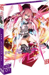 Asterisk war (the) - saison 1 - partie 1 sur 2 - dvd