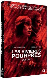 Rivieres pourpres s2 - 3 dvd