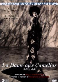 La dame aux camelias - dvd  coll rudolph valentino