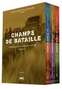 Champs de bataille - s3 - 6 dvd
