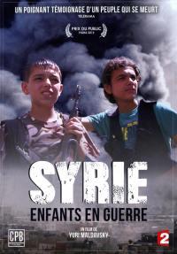 Syrie enfants en guerre - dvd