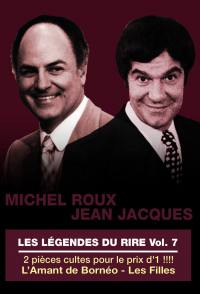 Legendes du rire vol 7 - 2 dvd