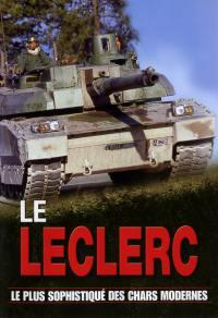 Le char leclerc - dvd