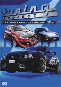 Tuning project vol 5 - dvd