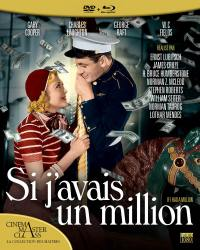 Si j'avais un million - combo dvd + blu-ray