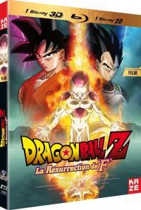 Dragon ball z - la resurrection de