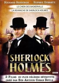 Coffret sherlock holmes - 2 dvd
