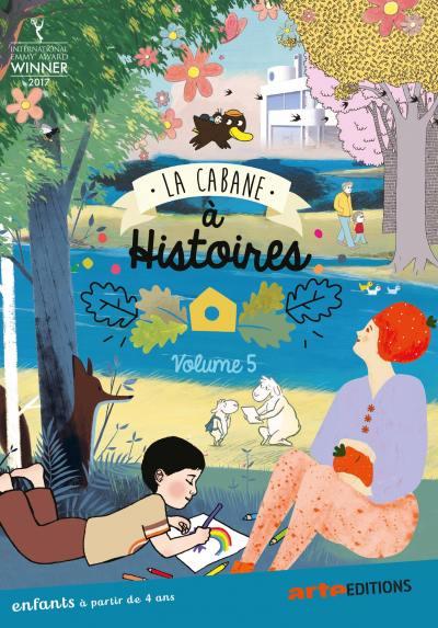 Cabane a histoires vol 5 (la) - dvd