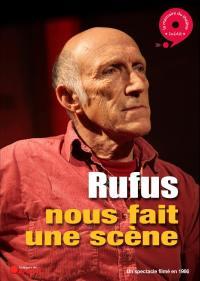 Rufus nous fait une scene - dvd