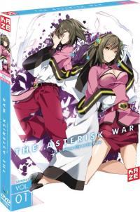 Asterisk war (the) - saison 2 - partie 1 sur 2 - dvd