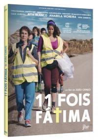 11 fois fatima - dvd