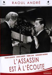 Assassin est a l'ecoute (l') - dvd