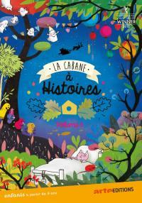 Cabanes a histoire vol 6 (la) - dvd