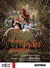 Voyage aux indes galantes - dvd