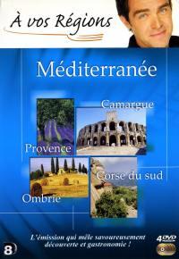 A vos regions : mediterranee - 4 dvd