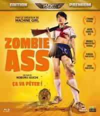 Zombie ass - blu-ray