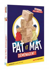 Pat et mat demenagent - dvd