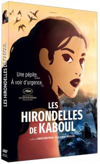 Hirondelles de kaboul (les) - dvd