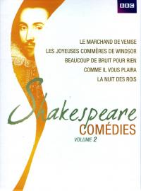 Shakespeare - comedies vol 2 - 5 dvd