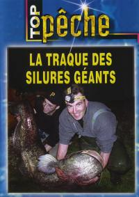 Top peche - traque silures geants - dvd