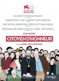 Citoyen d'honneur - dvd