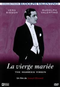 La vierge mariee - dvd  coll rudolph valentino