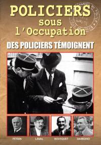 Police sous l'occupation (la) - dvd