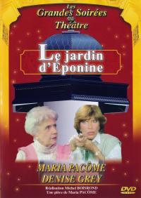 Le jardin d'eponine - dvd