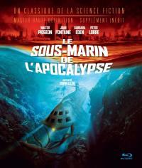 Sous-marin de l'apocalypse (le) - blu-ray