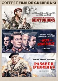 Coffret guerre n°3 - 3 dvd