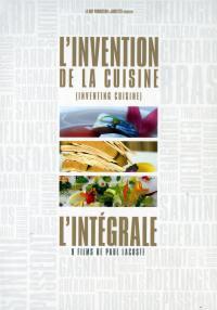 Coffret l'invention de la cuisine - 10 dvd