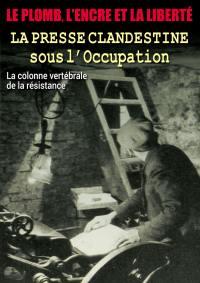 Plomb, l'encre et la liberte (le) - dvd