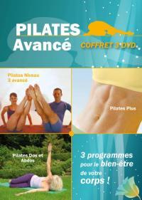 Pilates avance - 3 dvd