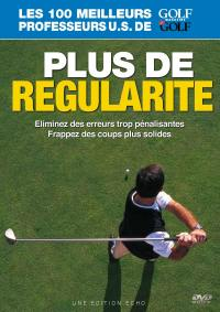 Plus de regularite - dvd