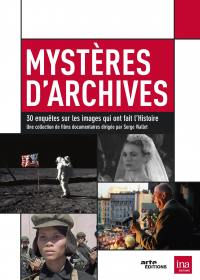 Mysteres d'archives s1 s2 s3 - 6 dvd