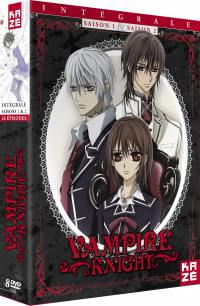 Vampire knight - integrale serie - 8 dvd - 2013