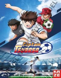 Captain tsubasa - saison 1 - 4 blu-ray