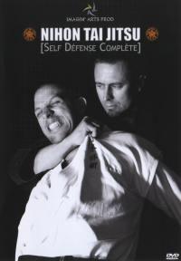 Nihon tai jitsu - dvd  self defense complete