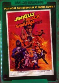 Black samurai - dvd