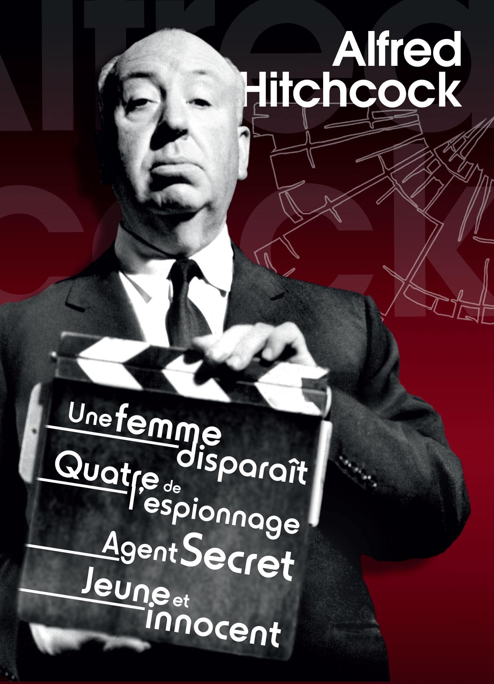 Hitchcock - 4 dvd