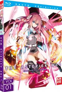 Asterisk war (the) - saison 1 - partie 1 sur 2 - blu-ray