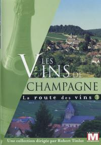 Vins champagne - dvd