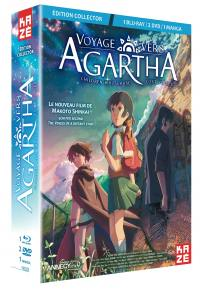Voyage vers agartha - le film - edition collector 3 dvd + blu-ray