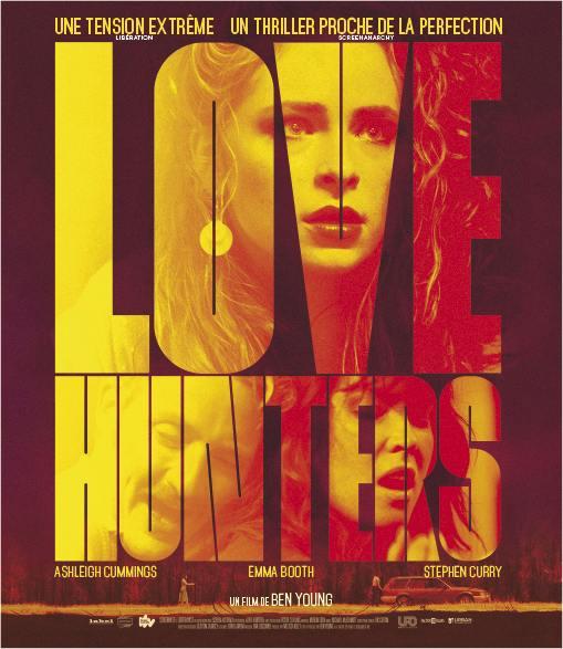 Love hunters - blu-ray