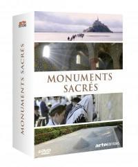 Monuments sacres - 4 dvd