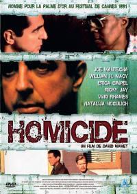 Homicide - dvd